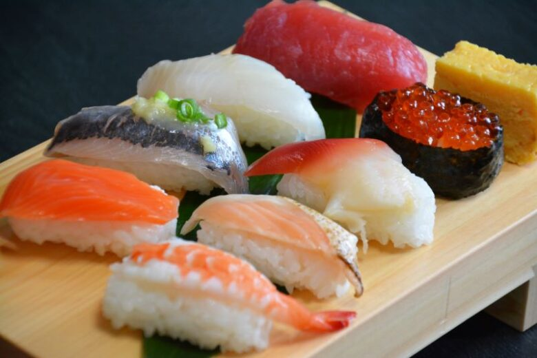つわり中のお寿司は大丈夫?