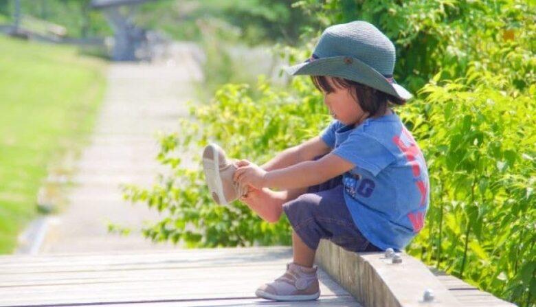 子ども靴の選び方