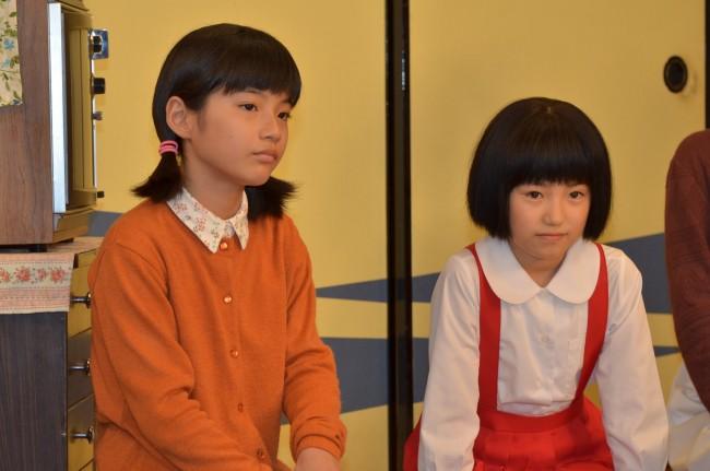 ちびまる子出演時の蒔田彩珠3