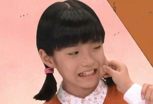 ちびまる子出演時の蒔田彩珠4