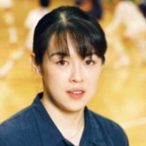 中田久美の若い頃