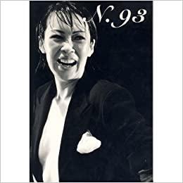 中田久美の若い頃モデル時代