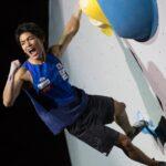 楢崎智亜の握力はどれくらい?肩甲骨と筋肉が強さの秘訣だった!