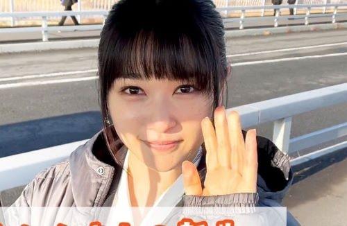 2021年2月の桜井日奈子