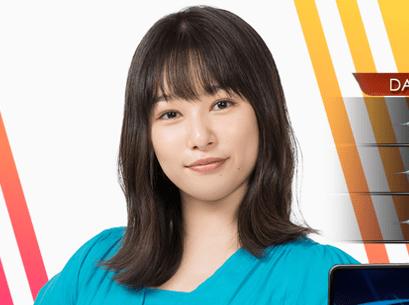 2021年3月の桜井日奈子