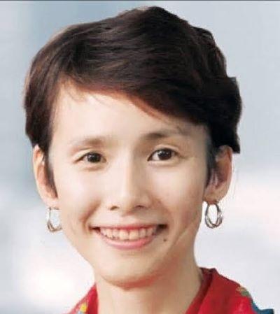 石倉洋子の若い頃予測画像