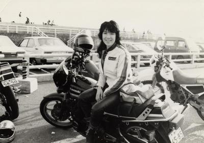 学生時代にバイクが趣味だった高市早苗さん1
